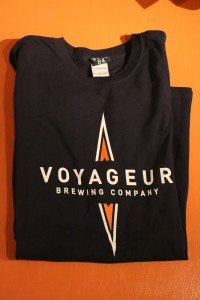 Voyageur Brewery Clothing